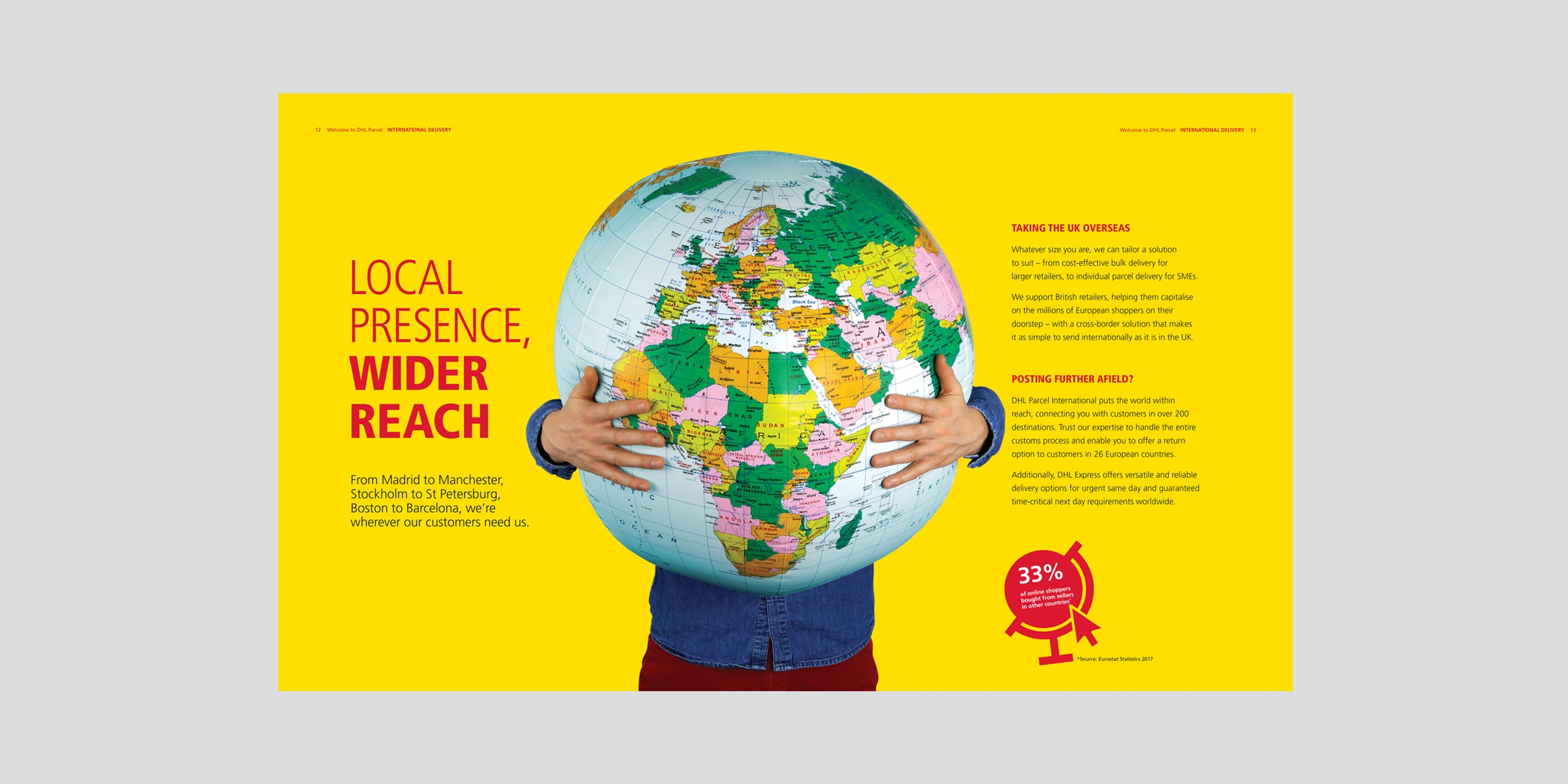 DHL | The Creative Consultancy