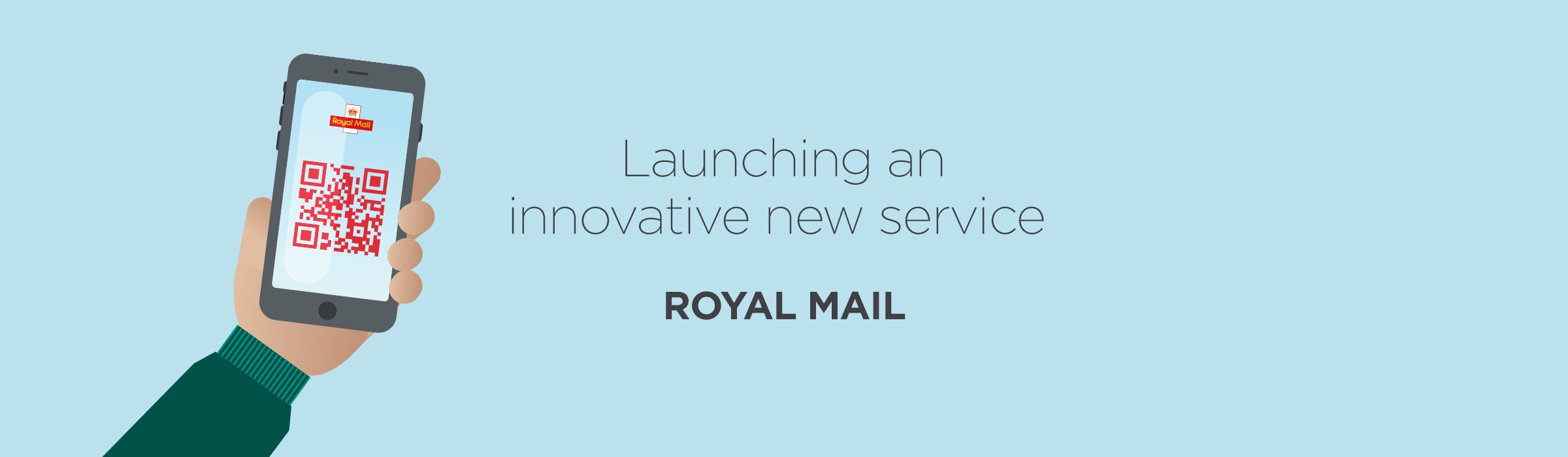 Royal Mail Labels to Go – Launching an innovative new service