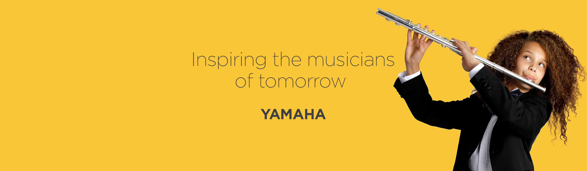 Yamaha – Inspiring the musicians of tomorrow
